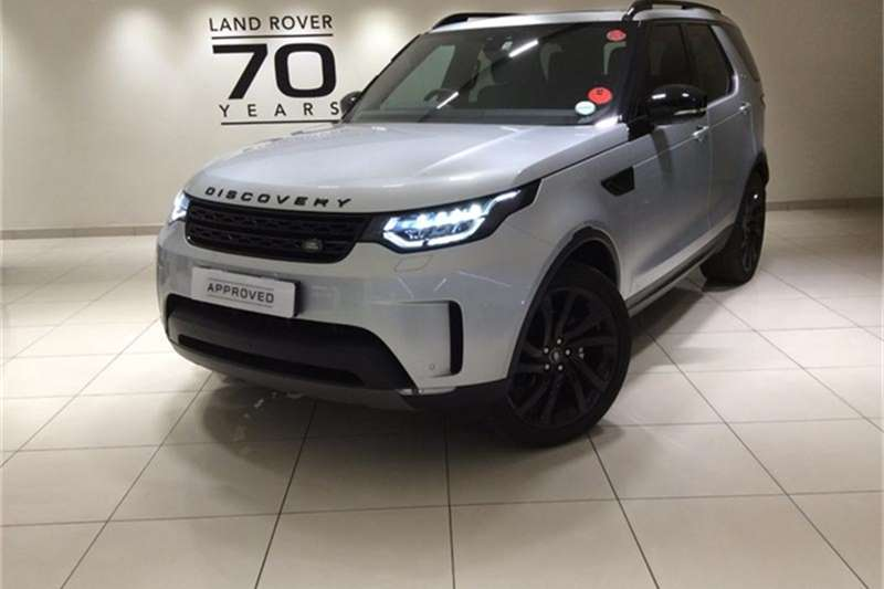 Land Rover Discovery 2.0 SE 2018
