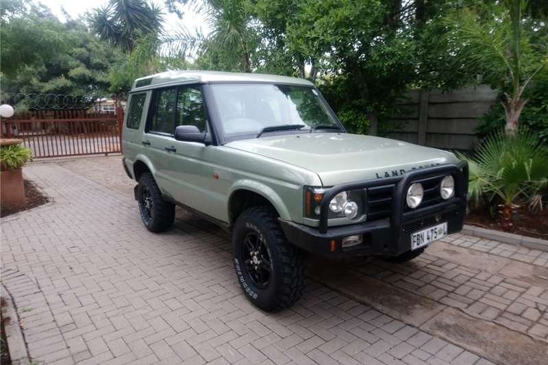 Land Rover Discovery 2.0D HSE 2004