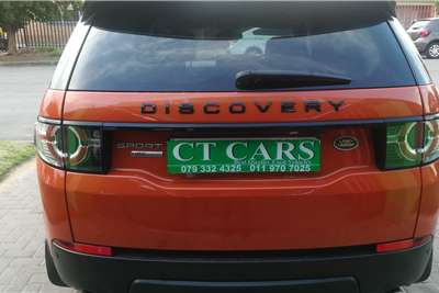 Land Rover Discovery 2.0D HSE LUX 2016