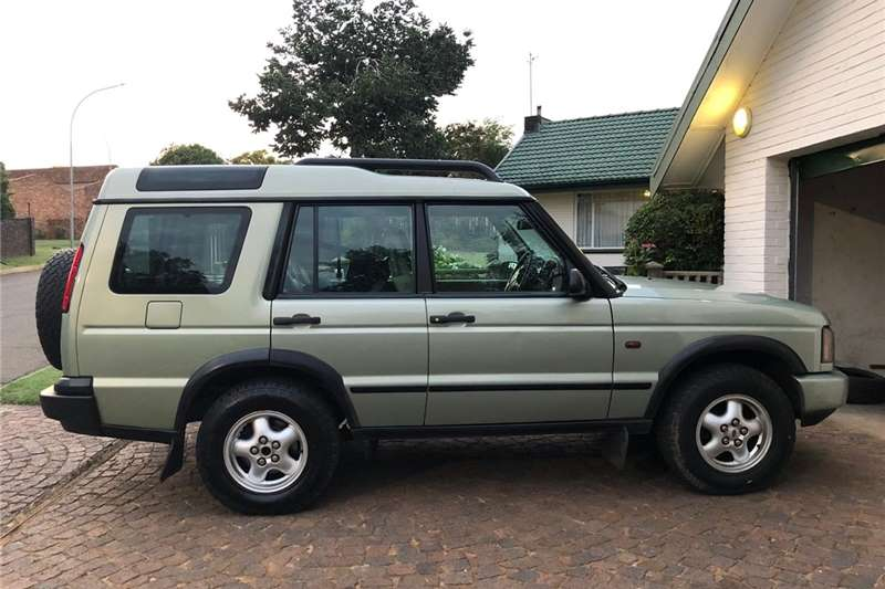 Land Rover Discovery 2.0D SE 2004