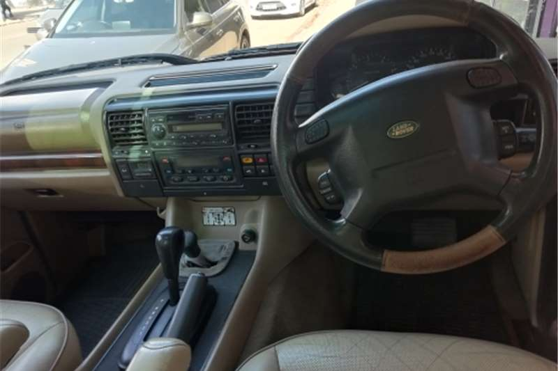 Used 2000 Land Rover Discovery