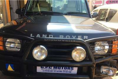 Used 2000 Land Rover Discovery DISCOVERY 3.0 Si6 HSE