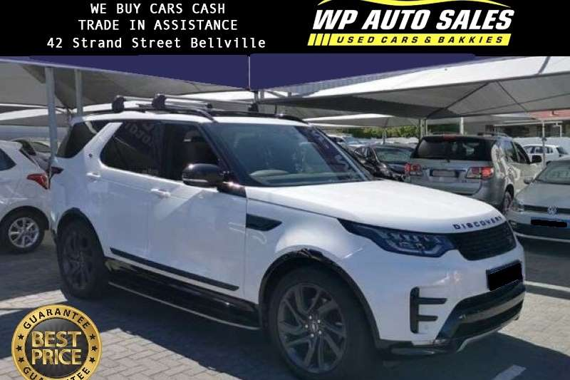 Land Rover Discovery 3.0 TD6 HSE 2018