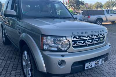 Land Rover Discovery 3.0 TD6 SE 2010