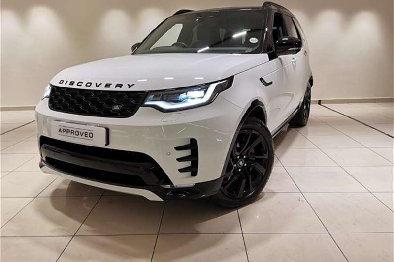 2021 Land Rover Discovery DISCOVERY 3.0TD HSE R-DYNAMIC (D300)