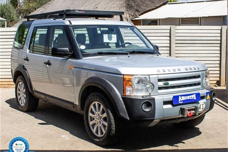 2007 Land Rover Discovery 3 V8 SE