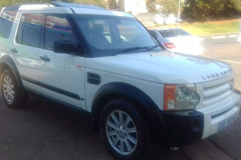 2008 Land Rover Discovery 3 TDV6 SE
