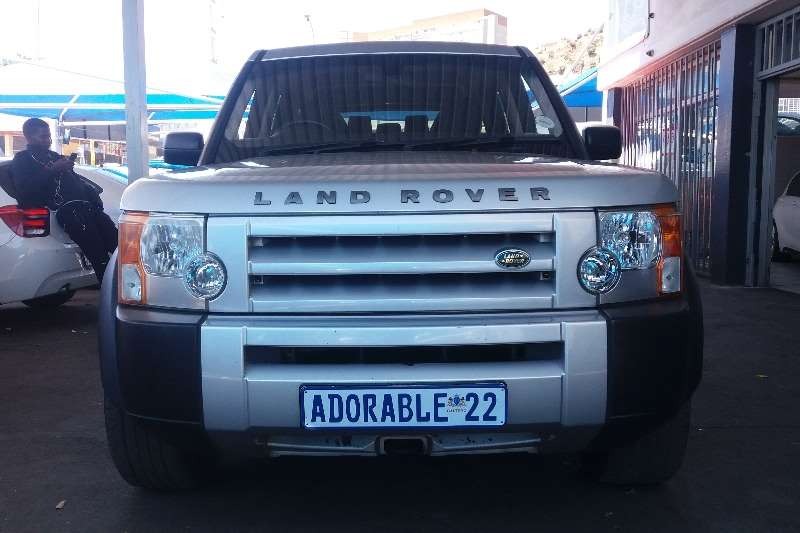2006 Land Rover Discovery 3 V6 S
