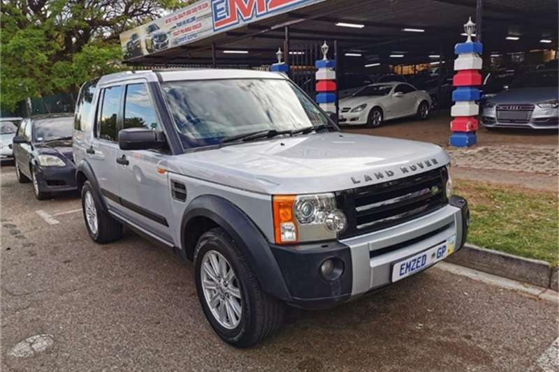 2007 Land Rover Discovery 3 V8 S