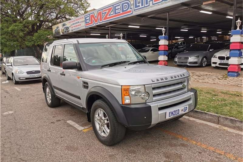 2006 Land Rover Discovery 3 TDV6 S