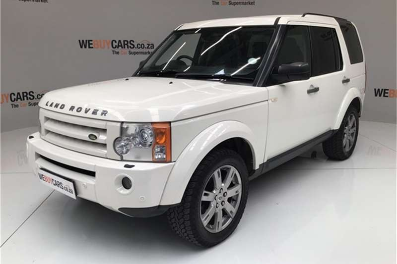 2009 Land Rover Discovery 3 V8 HSE
