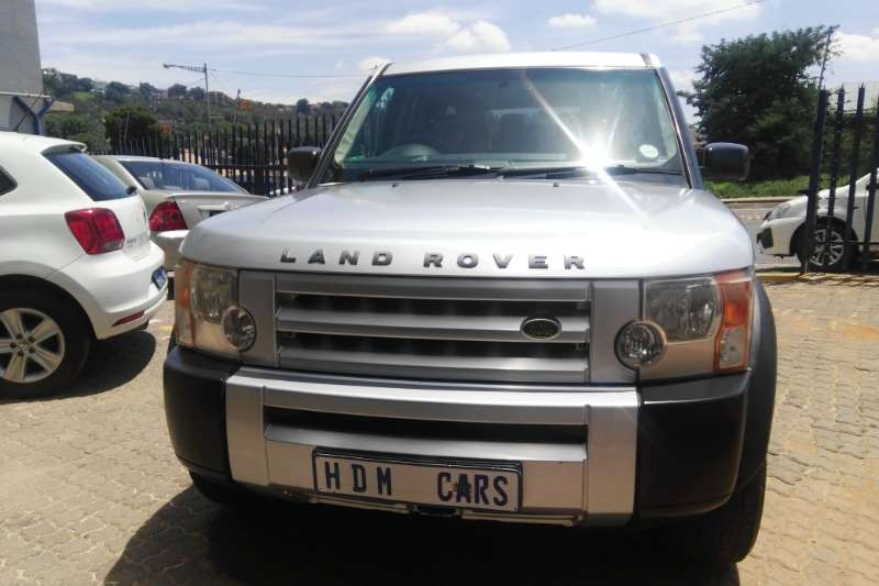 2007 Land Rover Discovery 3 TDV6 S