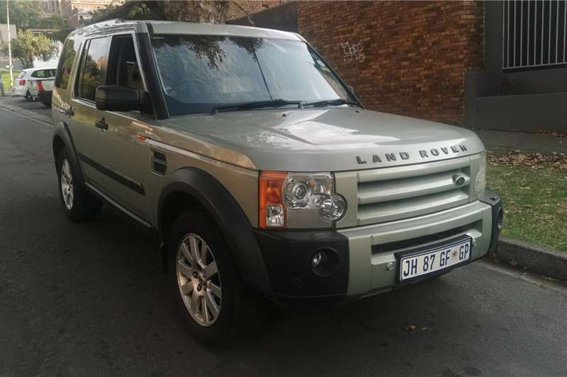 Used 2005 Land Rover Discovery 3 TDV6 HSE