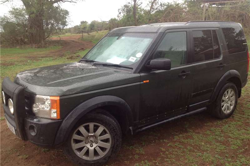 Land Rover Discovery 3 TDV6 HSE 2006