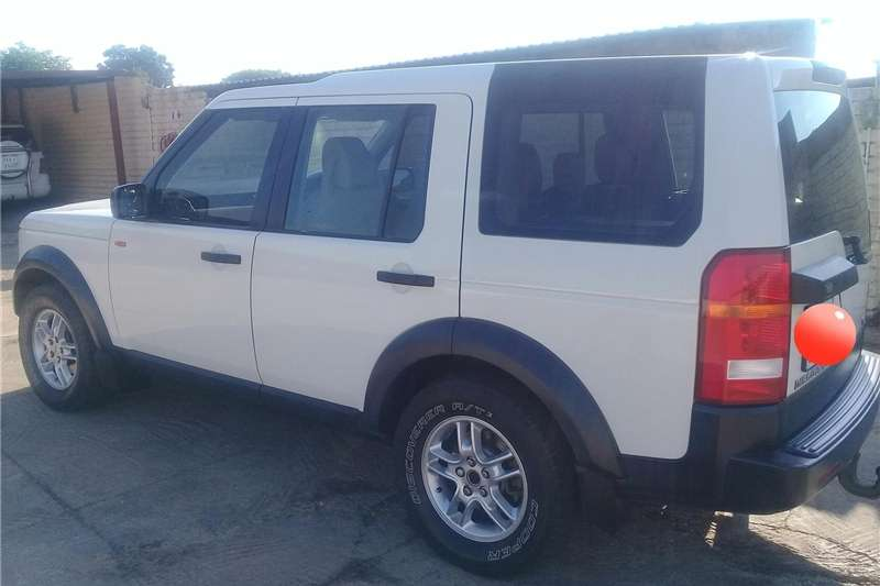 Land Rover Discovery 3 TDV6 HSE 2007