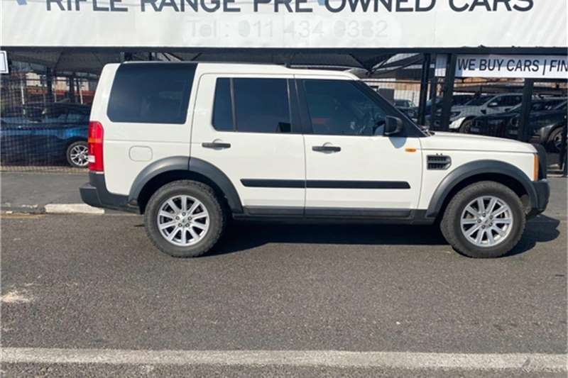 Used 2007 Land Rover Discovery 3 TDV6 HSE