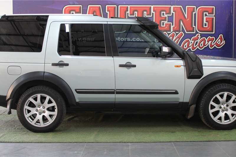 2007 Land Rover Discovery 3 Discovery 3 TDV6 HSE