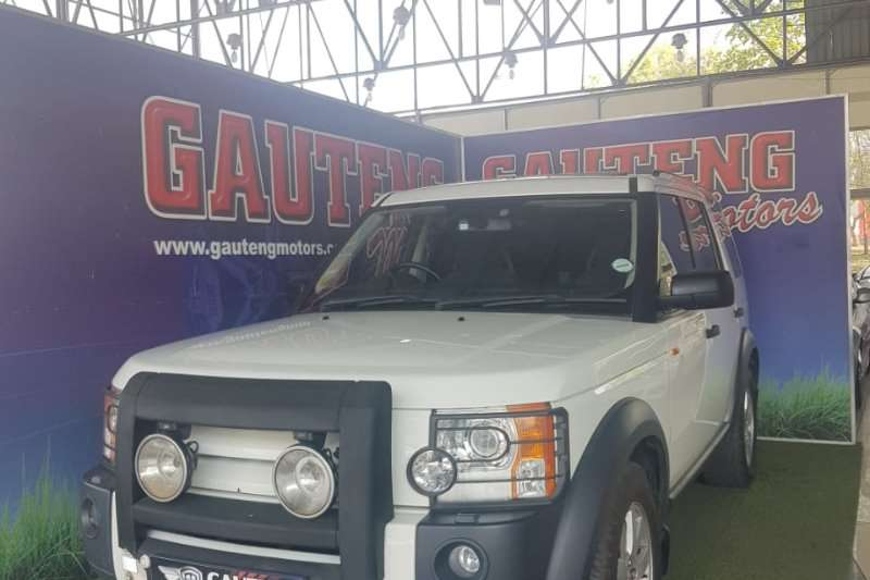 Land Rover Discovery 3 TDV6 HSE 2008
