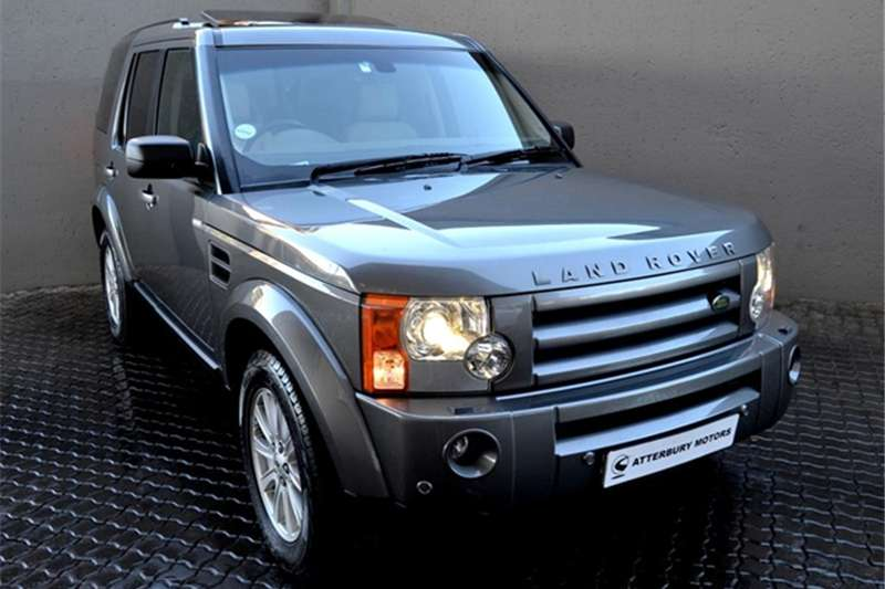 Land Rover Discovery 3 TDV6 HSE 2009