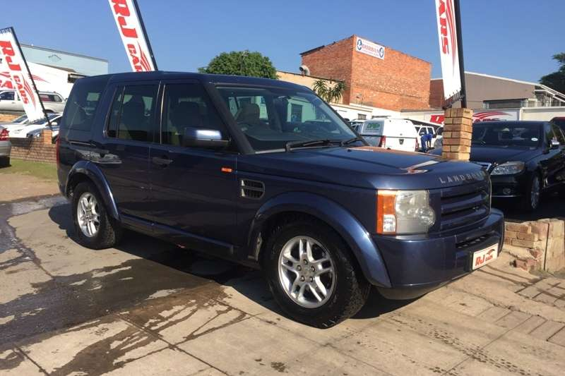 Land Rover Discovery 3 TDV6 S 2005