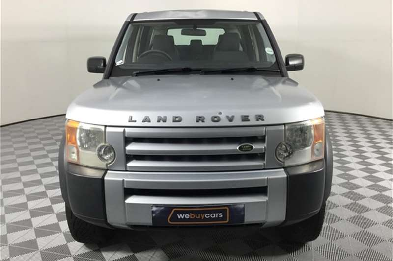 Land Rover Discovery 3 TDV6 S 2007