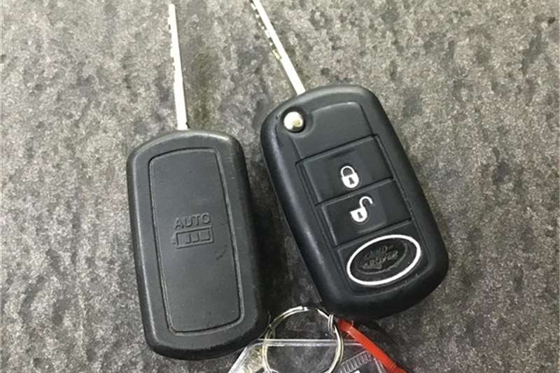 Land Rover Discovery 3 TDV6 S 2008
