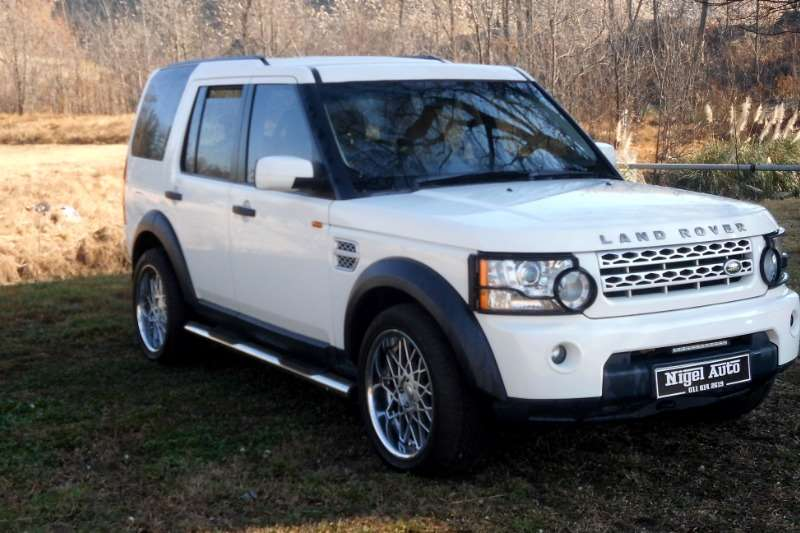 Land Rover Discovery 3 TDV6 S 2009