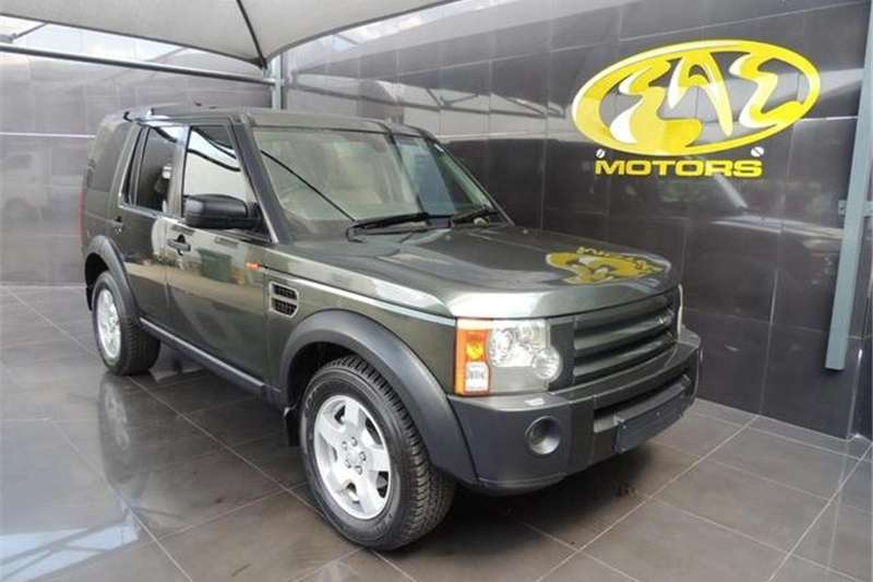 Land Rover Discovery 3 TDV6 SE 2005
