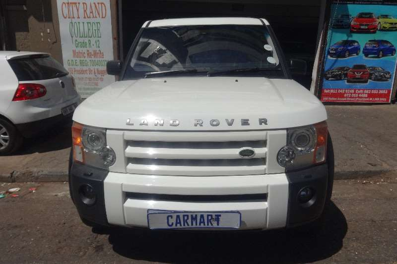 Land Rover Discovery 3 TDV6 SE 2007