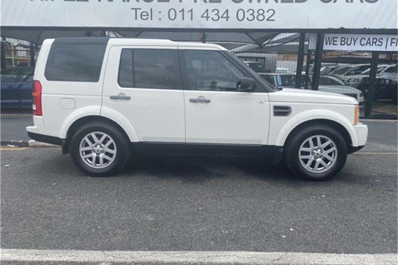 Land Rover Discovery 3 TDV6 SE 2009