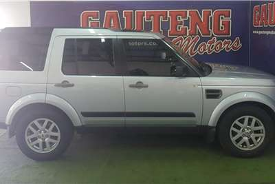 2009 Land Rover Discovery 3 Discovery 3 TDV6 SE