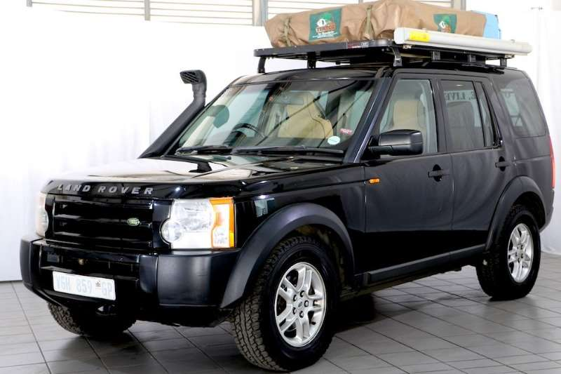 Land Rover Discovery 3 V6 S 2006