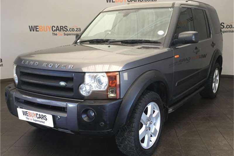 Land Rover Discovery 3 V8 HSE 2006