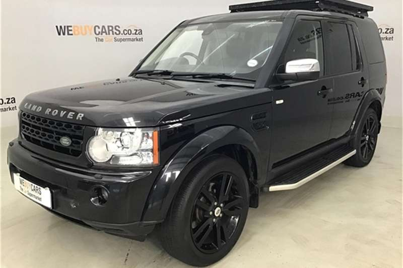 Land Rover Discovery 3 V8 LE 2011