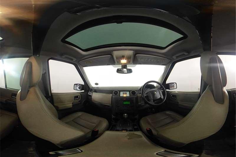Land Rover Discovery 3 V8 SE 2006
