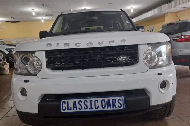 Used 2012 Land Rover Discovery 4