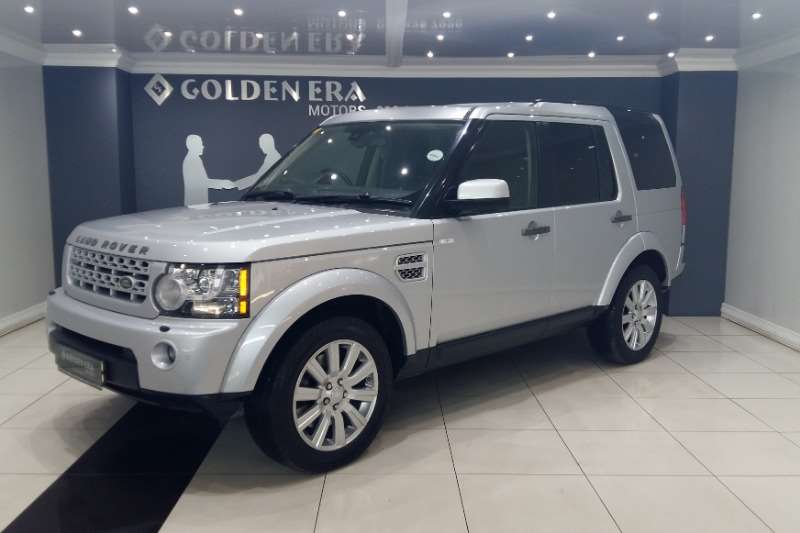 Land Rover Discovery 4 3.0 TD/SD V6 HSE Auto 2012