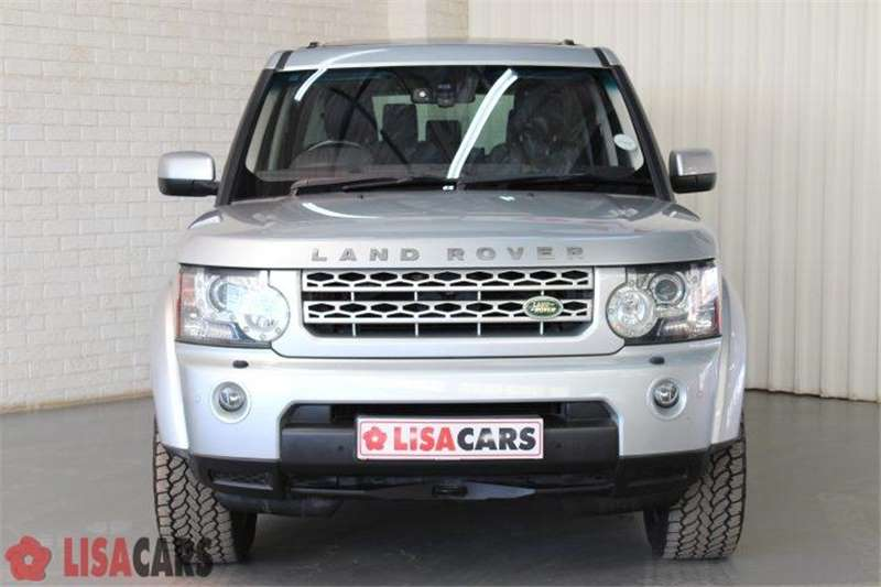 Land Rover Discovery 4 3.0 TDV6 HSE 2010