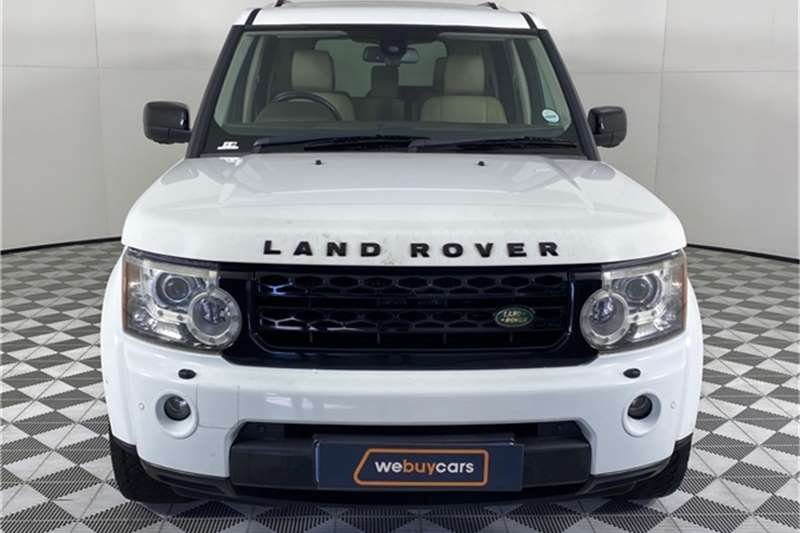 Used 2010 Land Rover Discovery 4 3.0 TDV6 HSE