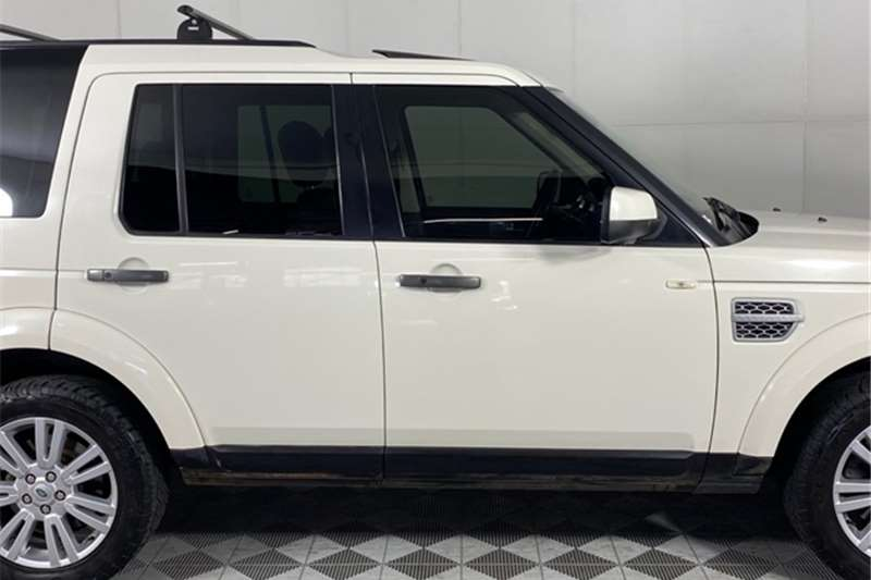 2010 Land Rover Discovery 4 Discovery 4 3.0 TDV6 HSE