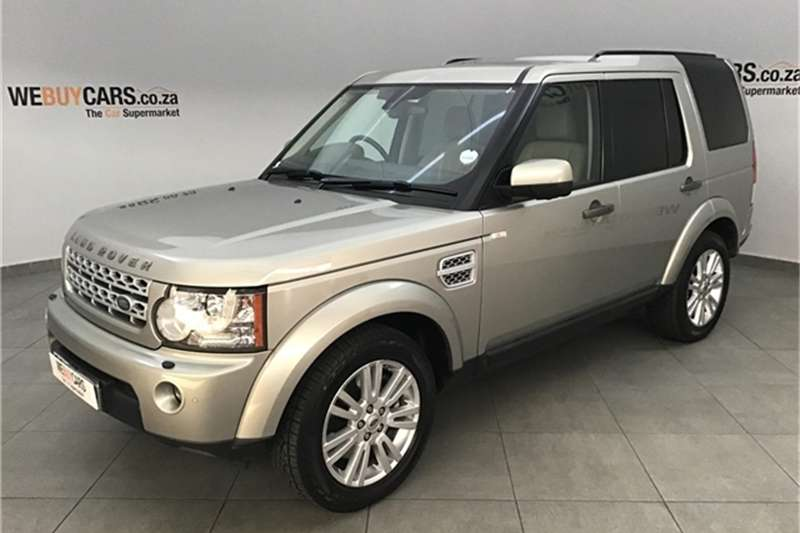 Land Rover Discovery 4 3.0 TDV6 HSE 2011