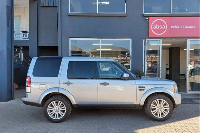 Used 2011 Land Rover Discovery 4 3.0 TDV6 HSE