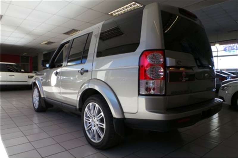 Land Rover Discovery 4 3.0 TDV6 HSE 2013