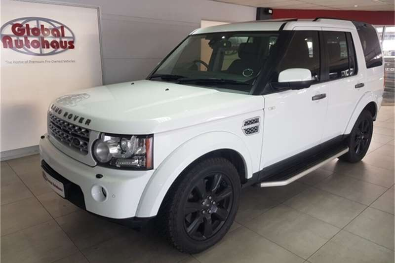 Land Rover Discovery 4 3.0 TDV6 HSE 2014
