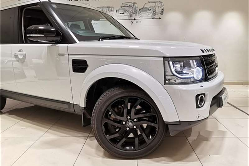 Land Rover Discovery 4 3.0 TDV6 HSE 2016