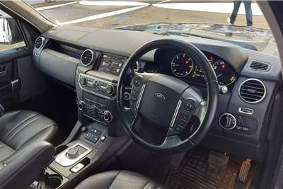 Land Rover Discovery 4 3.0 TDV6 HSE 2017