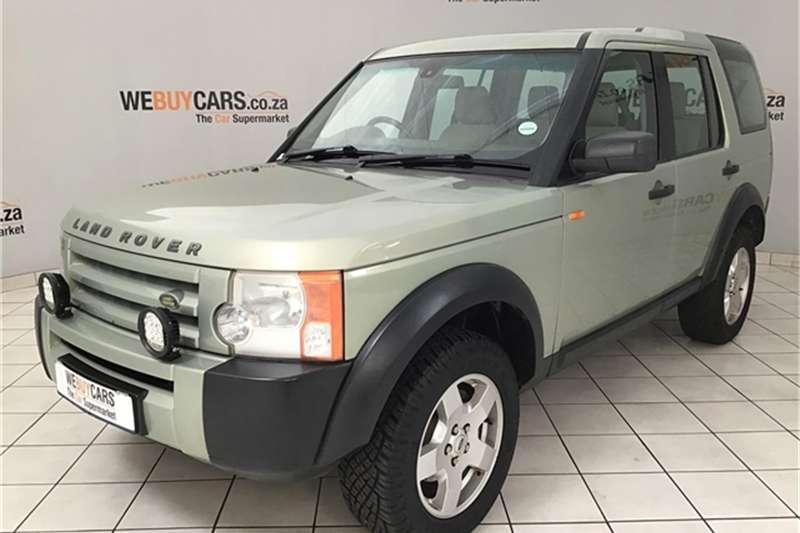 Land Rover Discovery 4 3.0 TDV6 S 2006
