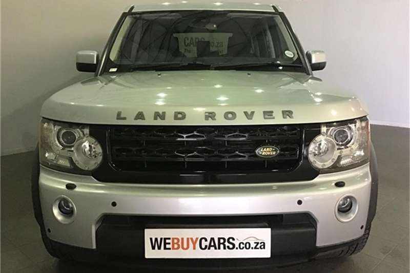 Land Rover Discovery 4 3.0 TDV6 S 2010