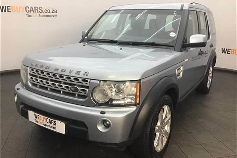 Land Rover Discovery 4 3.0 TDV6 S 2011
