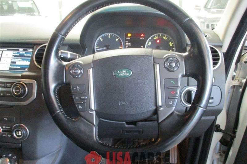 Land Rover Discovery 4 3.0 TDV6 S 2012